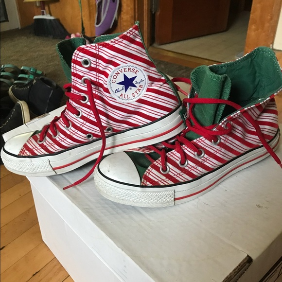 76bca76f676 Converse Shoes - Converse Christmas Shoes